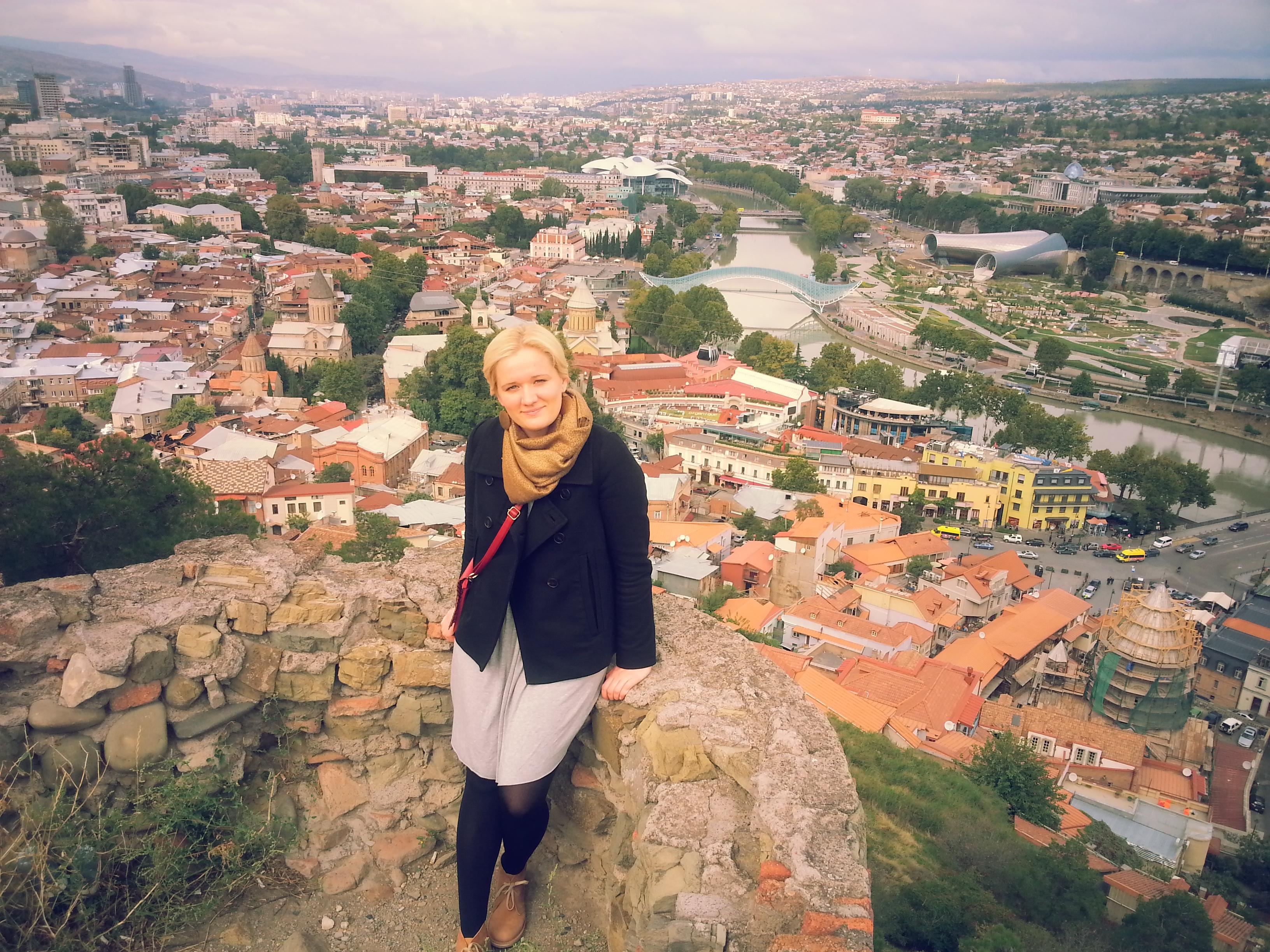 Lithuanian ex EVS volunteer 2014-15