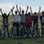 Rustavi-April 2013-Bike Club