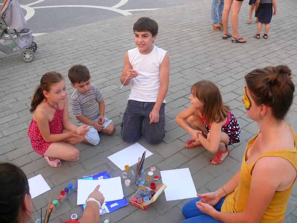 Rustavi, August 8, 2013